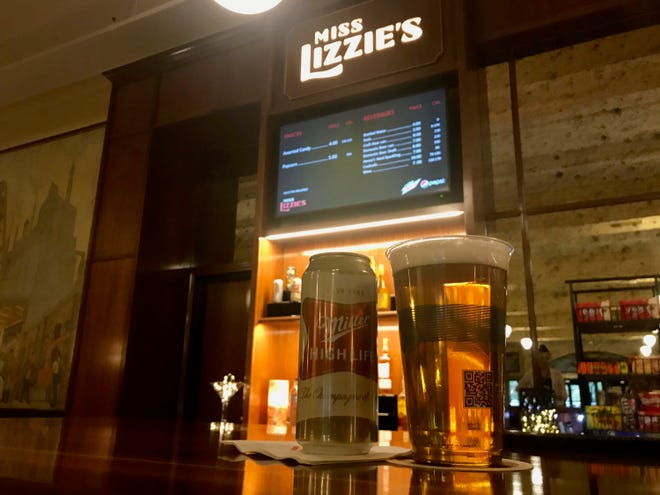 Miss Lizzie's is the new bar at the Miller High Life Theatre