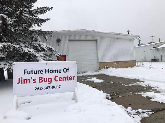 The new Jim's Bug Center, 828 Philip Drive, will open on or around Monday, Nov. 18.