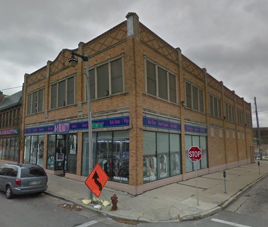 Voces de la Frontera is raising money to moves its headquarters to this building on West Historic Mitchell Street.