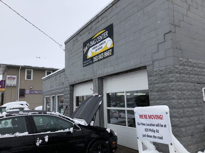 Jim's Bug Center, 822 W. St. Paul Ave., Waukesha. The repair shop is moving to a larger space in mid-November to accommodate more customers.
