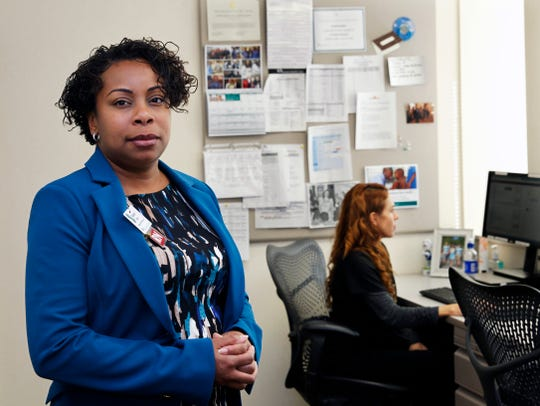 Sharain H. Horn is executive director of Aurora Health Care's Healing and Advocacy Services.