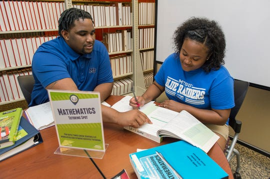 Students should have access to free tutoring and resources to understand tough course material and develop study strategies to help achieve their academic goals.
