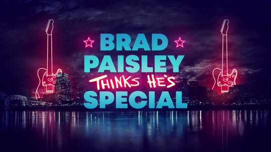 """Brad Paisley Thinks He's Special"" will air 7 p.m. Dec. 3 on ABC."