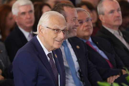 Rep. Bill Pascrell Jr. posted a dozen tweets during the first round of impeachment hearings Wednesday.