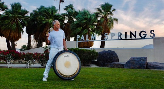 Palm Springs Vinyasa and Kundalini yoga teacher Barry Raccio