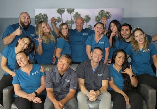 The Best Denist is Palm Springs Family & Cosmetic Dentistry.
