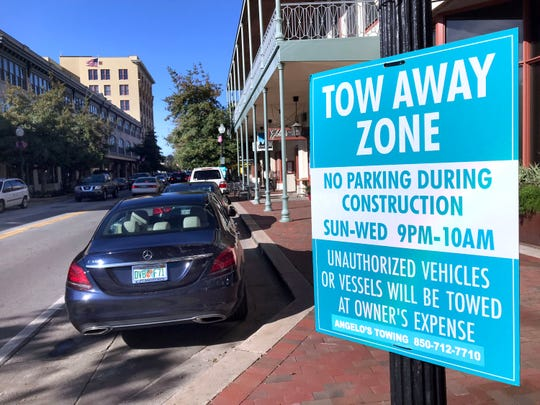 The Pensacola Downtown Improvement Board is hosting two forums this month to gather input on the state of parking downtown.