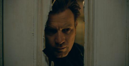"Dan (Ewan McGregor) returns to the scene of the crime in ""Doctor Sleep."""