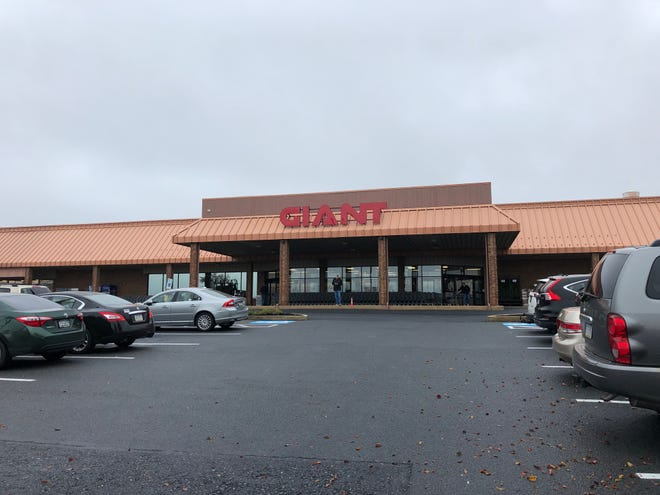 It still looks like Musser's Market on the outside, save for the Giant logo above the storefront. The grocery chain launched its third Lebanon County location on Nov. 1.
