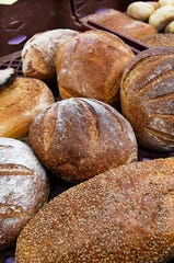 Bread Alone offers a variety of certified organic breads for the holidays.