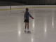 Mia Eckels has been skating her whole life. She has the chance to qualify for Nationals in January.