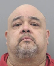 Gregory Munoz, 55, faces two assault with a deadly weapon charges after police say he pulled out a gun at a Target near Las Vegas.