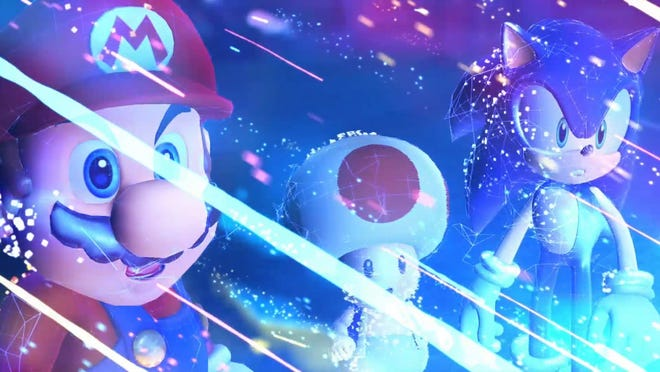 Mario & Sonic at the Olympic Games Tokyo 2020 for the Nintendo Switch.