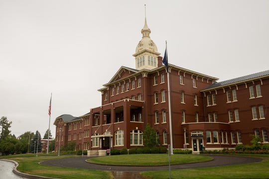 The Oregon State Hospital in Salem, Ore.