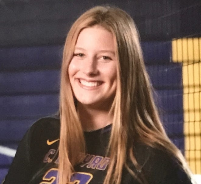 Byrd's Anna Clair Mackey wins The Times Athlete of the Week voting