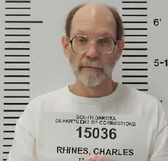 Charles Rhines mug shot
