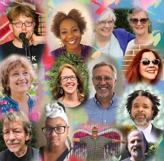 Anhinga Press celebrates its 45th anniversary with a community anthology, SNAKEBIRD 2019 featuring poets of the Big Bend region with a special focus on Tallahassee.