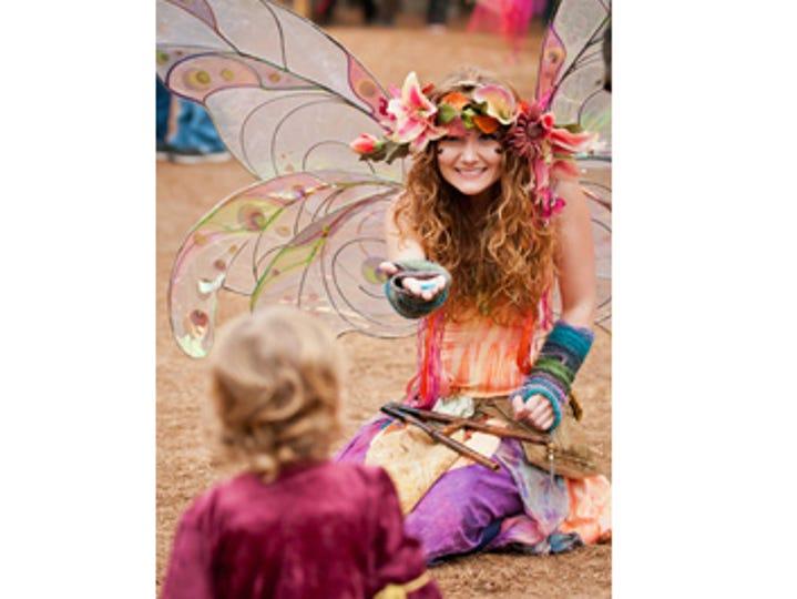 The Carolina Renaissance Festival is Saturdays and Sundays, Nov 2-24.