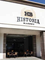 Historia Bakery is at 11 E.Hillcrest Drive, Suite B, Thousand Oaks.