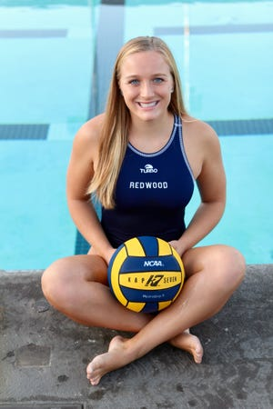 Redwood's Skylar Ford is the Visalia Times-Delta prep athlete of the week.