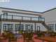 A rendering of the proposed Karma Brewing Company. The owner is requesting to purchase city-owned land on the north riverfront that was previously occupied by Great Lakes Cheese.