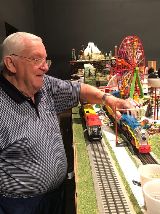 THE ART EXPRESS: MINIATURE TRAINS FROM THE COLLECTION OF JIM HUGHES: Thursdays, Fridays and Saturdays through Jan. 11. Wichita Falls Museum of Art at MSU Texas, 2 Eureka Circle. $4 adults and children 3 and under are free. 397-8900.