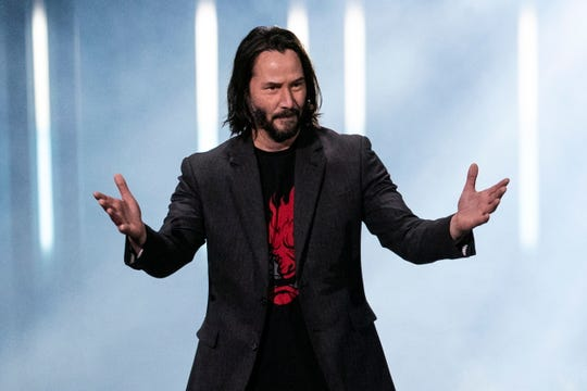 Keanu Reeves had a killer 2019.