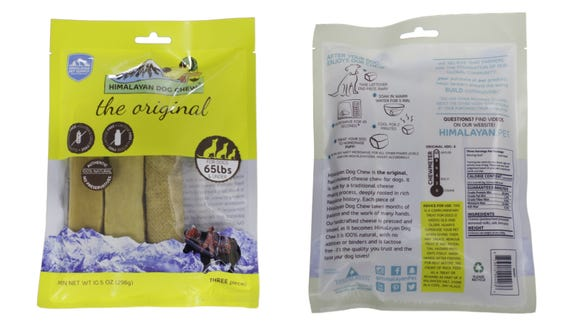 Best gifts for dogs 2019: Himalayan Dog Chew Mixed Dog Treats