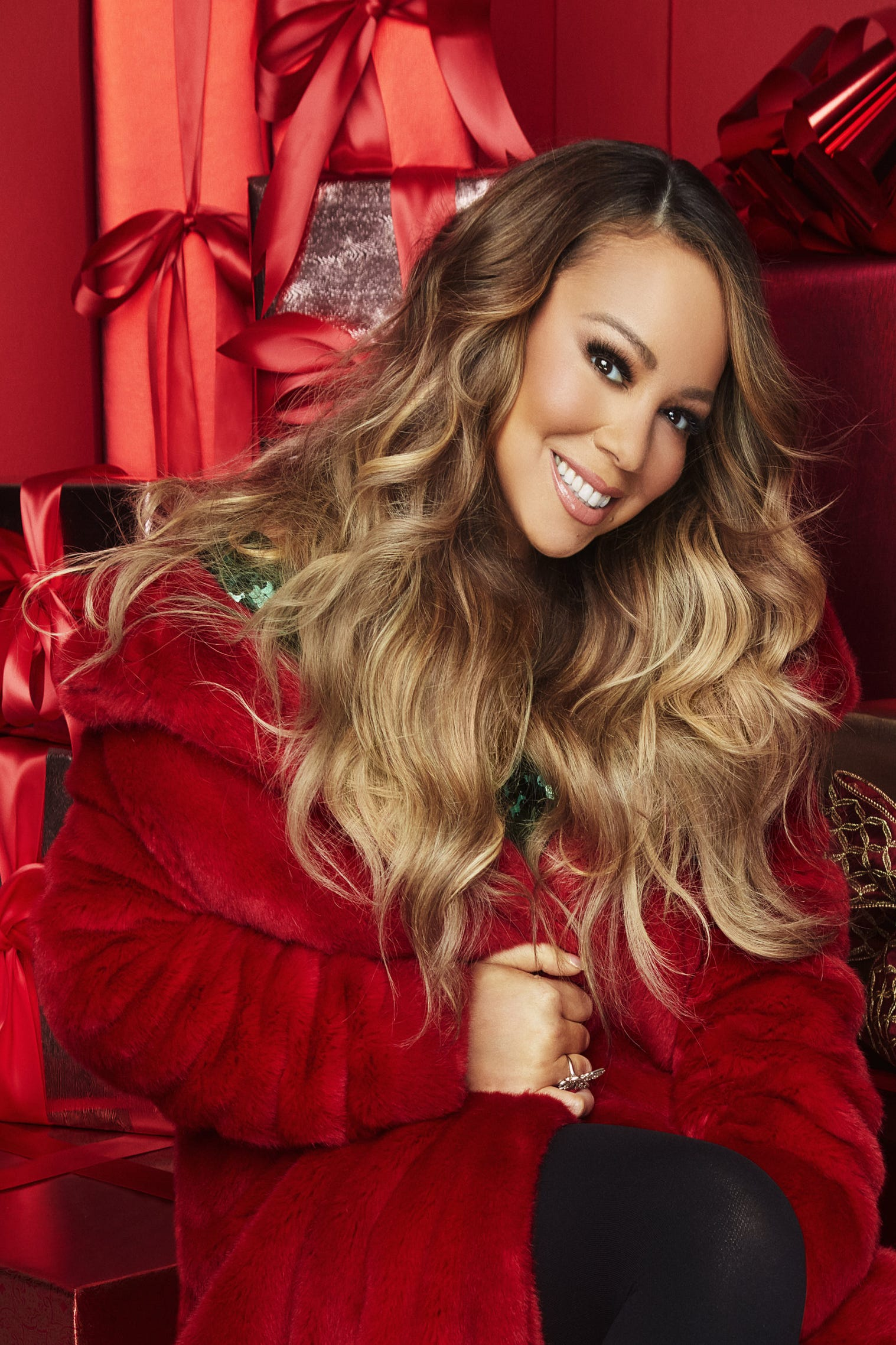 Mariah Carey looks back on 'All I Want For Christmas is ...