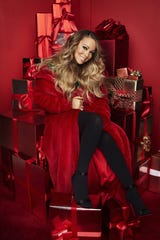 """Mariah Carey is celebrating the 25th anniversary of her 1994 holiday album """"Merry Christmas."""""""