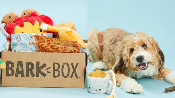 Best gifts for dogs 2019: Bark Box
