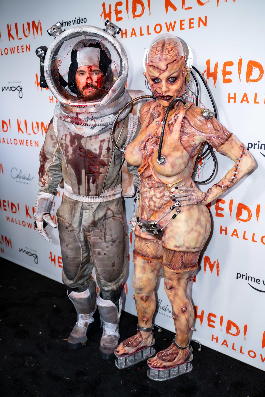 Heidi Klum - Halloween 2020 Heidi Klum talks marriage to Tom Kaulitz, planning Halloween costume