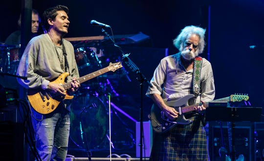 Dead and Company, pictured at Madison Square Garden in New York City on Nov. 1, 2019.