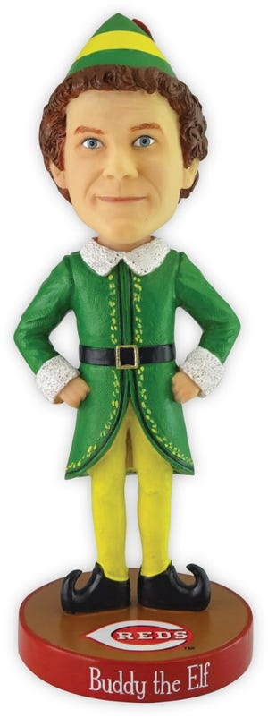 Buddy the Elf bobblehead