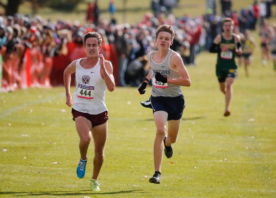 Introducing The 2019 All-Iowa Boys' Cross Country Teams