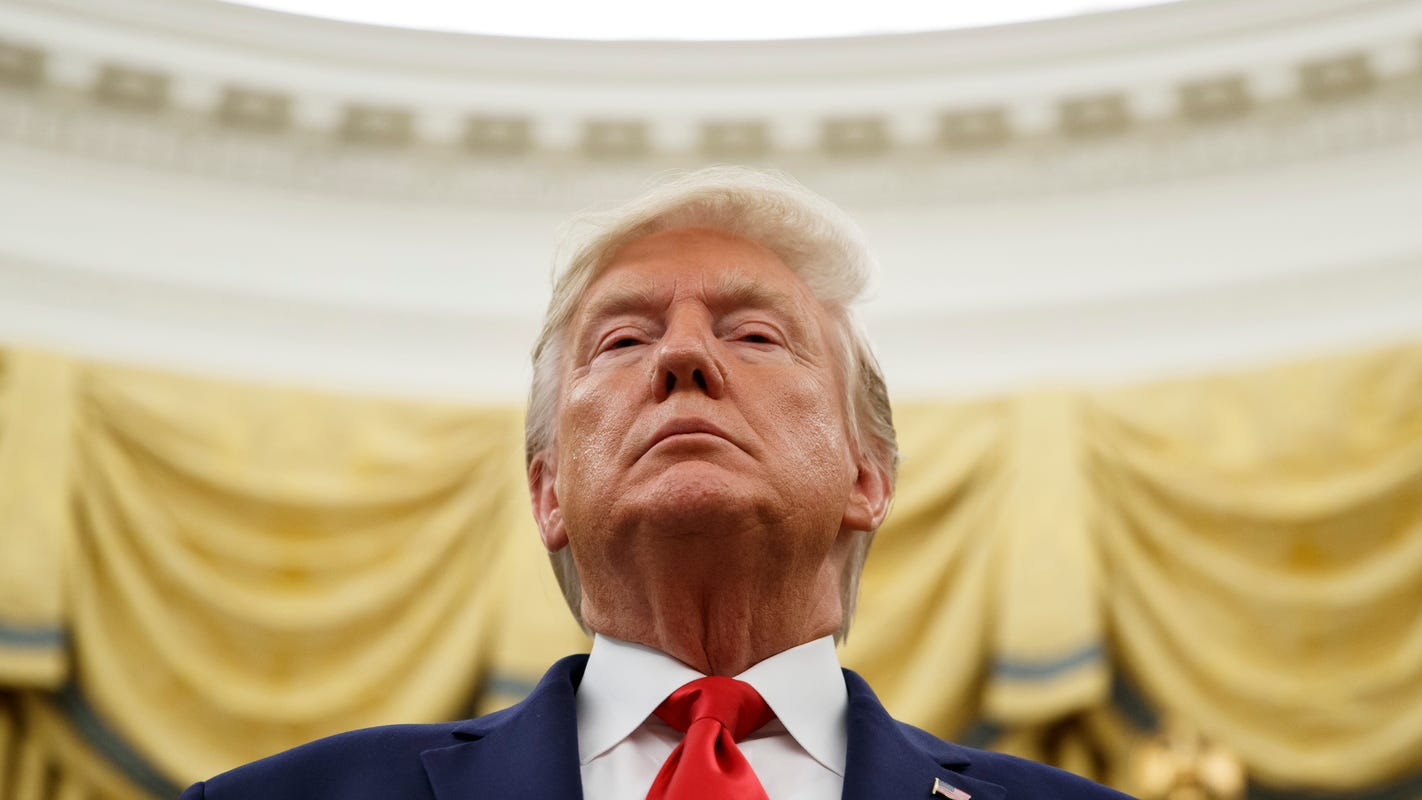Opinion: The GOP is still tied to Trump