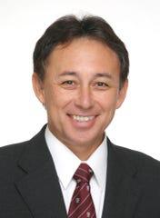 Okinawa Governor Denny Tamaki