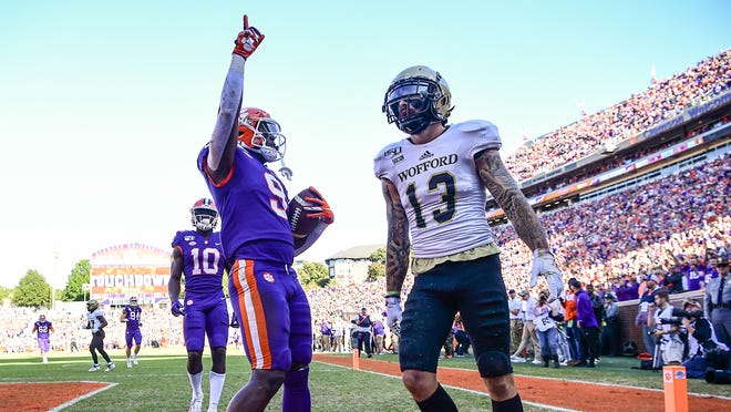Clemson Football Ranked No 5 In First College Football Playoff Poll