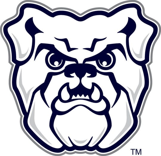 The Bulldogs won their first Big East women's team championship Saturday, beating runner-up Villanova  52-61 at Kenosha, Wis.