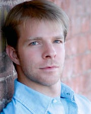 GregoryGerbrandt plays Col. Floyd Thompson after he comes home from Vietnam in Kentucky Opera's production of Glory Denied
