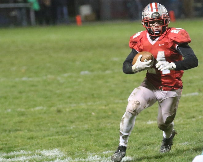 Shelby's Owen Fisher returns to a loaded Whippet offense that has the program looking for back-to-back MOAC titles.