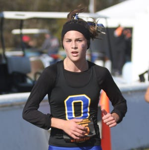 Ontario's Brienne Trumpower comes in at No. 5 in the Richland 200 series after one of the most successful freshman seasons in Richland County history.