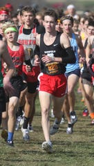 Mansfield Christian's Clay Reynold narrowly missed out on All-Ohio honors taking 25th during the Division III state cross country championships.