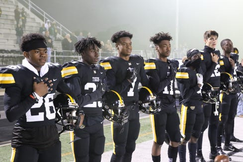 Neville was ranked fourth in the final Class 5A poll but starts the playoffs as the second overall seed against no. 31 South Lafourche on Friday night at Bill Ruple Stadium.