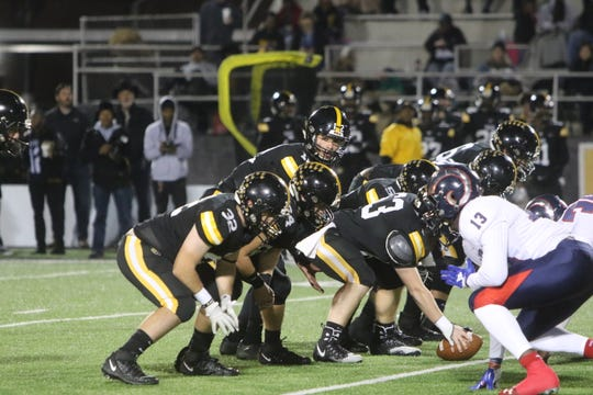 The Bastrop Rams visited Bill Ruple Stadium for Friday night football action against the Neville Tigers in Monroe on November 1st.