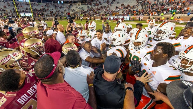 2020 Miami Hurricanes Football Schedule Change Includes Clemson Fsu