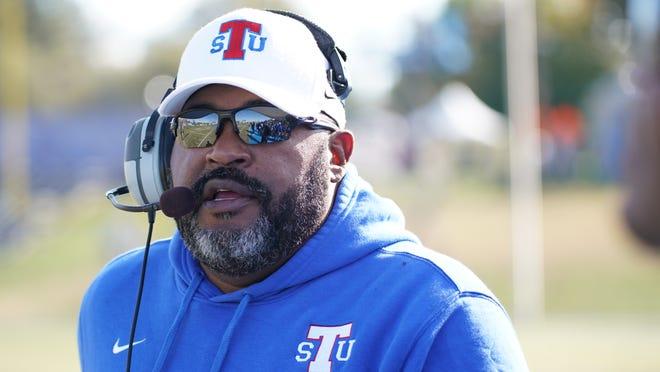 TSU coach Rod Reed