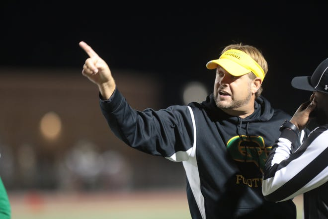 Brett Davis brought a flair and excitement to Coachella Valley football during his six seasons in the desert.