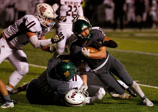Rogersville visit Catholic in Springfield on November 1, 2019