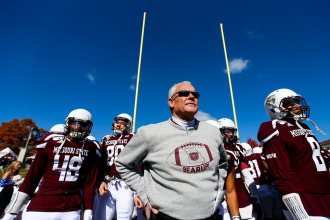 The Missouri State Bears took on the South Dakota State Jackrabbits at Plaster Field in Springfield, Mo. on Saturday, Nov. 2, 2019.